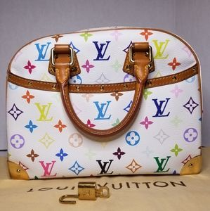 ❣SOLD ❣LV Trouville White Multicolored
